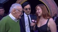 Stan Lee's interview at the 'Avengers: Infinity War' premiere