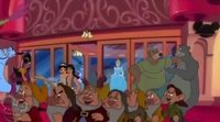 'Disney's House of Mouse' Opening