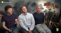 'Zombieland: Double Tap' - Interview with Jesse Eisenberg, Woody Harrelson and Ruben Fleischer