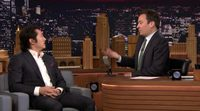 Steven Yeun in the Late Night with Jimmy Fallon talks about Glenn's fate